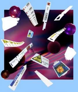 Lézernyomtatóra alkalmas címkék nyomtatása